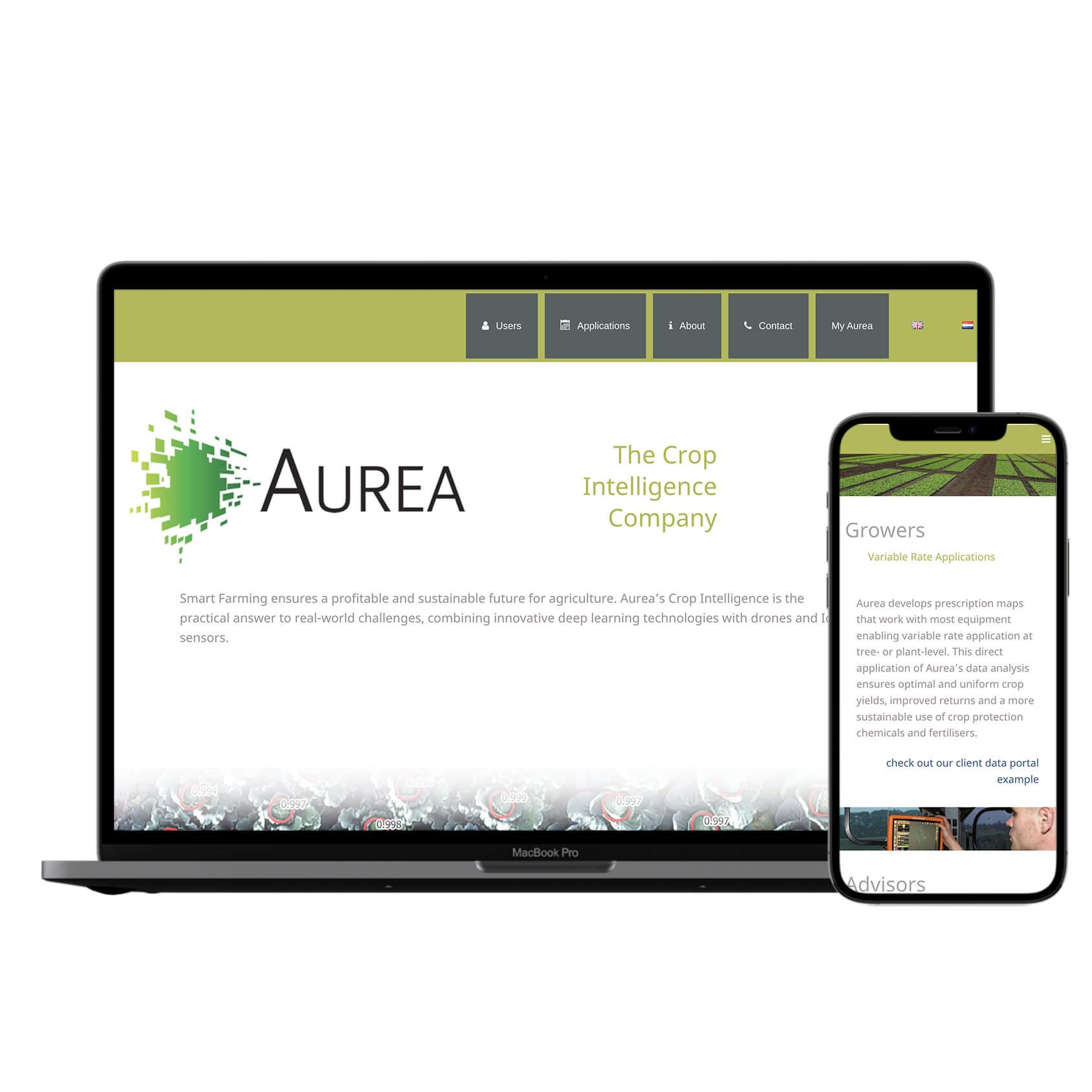 aurea project afbeelding